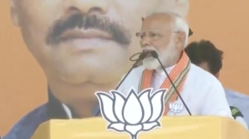 'Strongly condemn killing of Shri Ghulam Mohammed Mir. His contribution towards strengthening the party in J&K will always be remembered. There is no place for such violence in our country. Condolences to his family and well-wishers,' Modi said. (Photo: File)