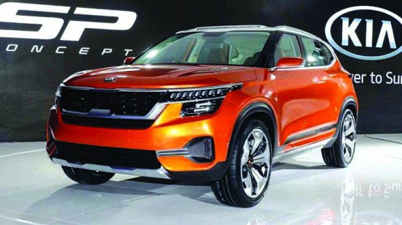 In fact, Kia Motor aims to launch one new product every six months in India to keep ahead of crowded competition.