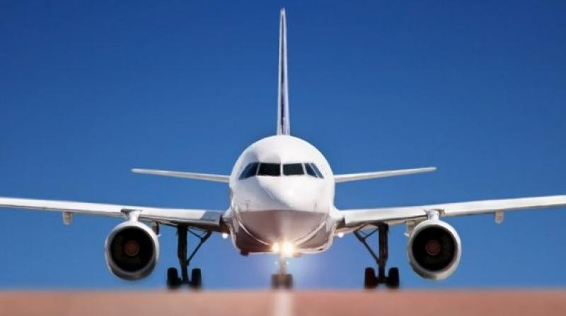 IndiGo, SpiceJet, Jet Airways, Air India, GoAir, Vistara and AirAsia India are among the scheduled domestic airlines.