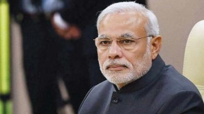 Be courageous and hope for the best: Modi on Moon mission