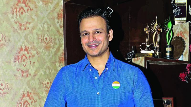 Vivek Oberoi.