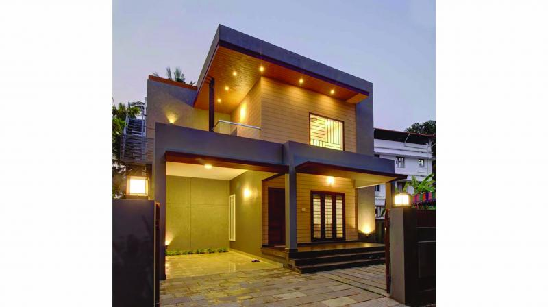 Anzal's beautiful contemporary home is his pride