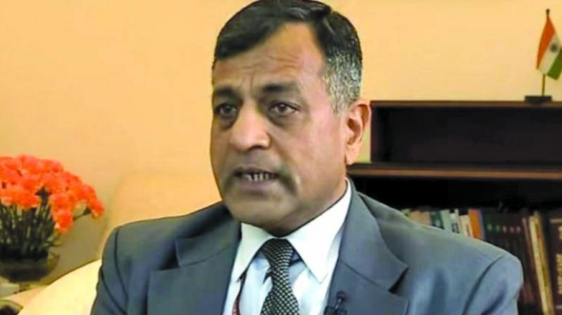 No comments were available from either the election commissioner or his wife. Ashok Lavasa was appointed election commissioner on January 23, 2018, after he retired as the Union Finance Secretary in the previous year. (Photo: File)