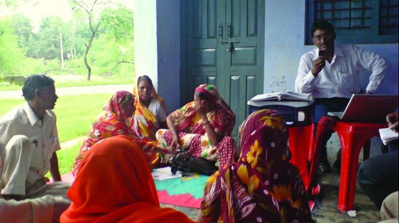 Self-help groups typically have limited and unpleasant access to credit and services