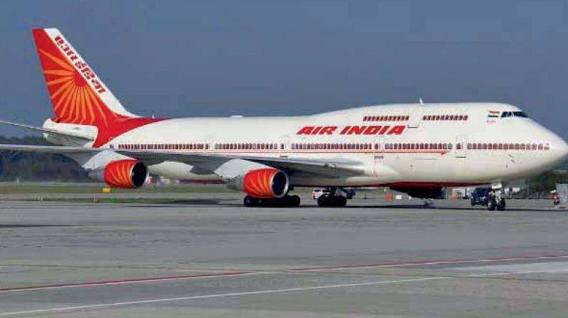 Air India has been kept afloat with a Rs 30,000 crore bailout package.