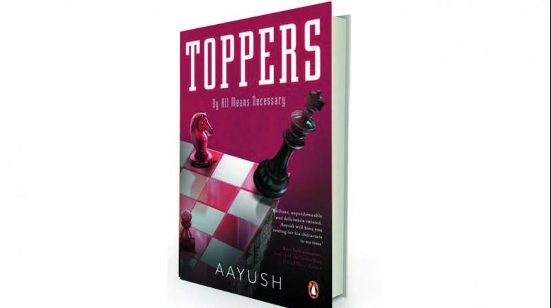 Toppers by Aayush Penguin, Rs 250