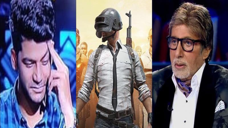 Here's what happened when Big B asked contestant the full form of PUBG on KBC 11
