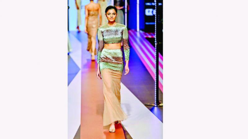 A Sunaina Khera outfit