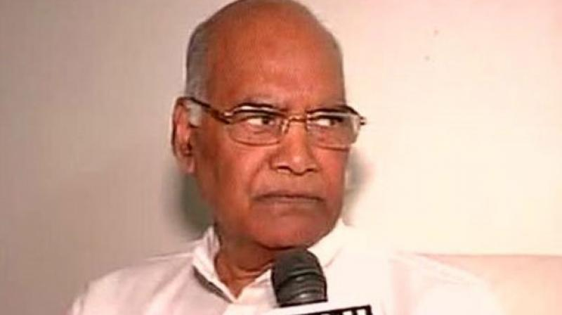 Ram Nath Kovind (Photo: Twitter | ANI)