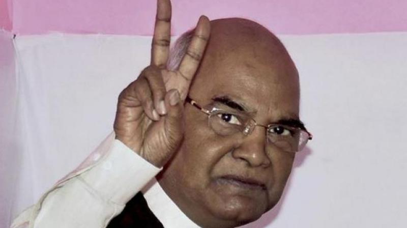 Bihar Governor and Dalit leader Ram Nath Kovind. (Photo: File)