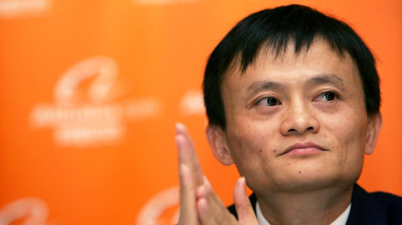 Ma, who co-founded Alibaba in 1999, stepped down as chief executive in 2013.
