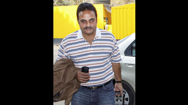 In this file photo dated Thursday, Jan 28, 2010, former cricketor Yashpal Sharma arrives at BCCI headquarters to select the Indian team for India-South Africa test series, in Mumbai. Yashpal on Tuesday, July 13, 2021 died of a heart attack. (PTI)