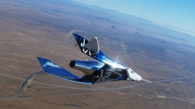 Commercial human space flight is now a reality.