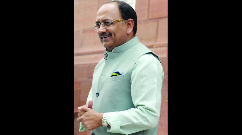 Sidharth Nath Singh (Photo: G.N. Jha)