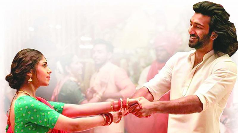 A still from the movie Malaal