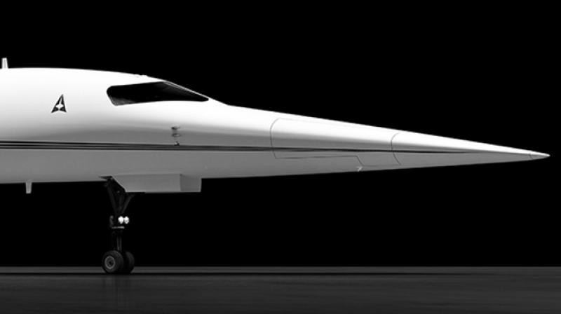 Boeing will be providing financial, engineering and industrial resources for the supersonic jets.