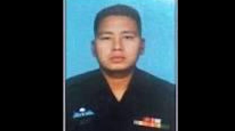 Havildar Hangpan Dada. (Photo: http://gallantryawards.gov.in)