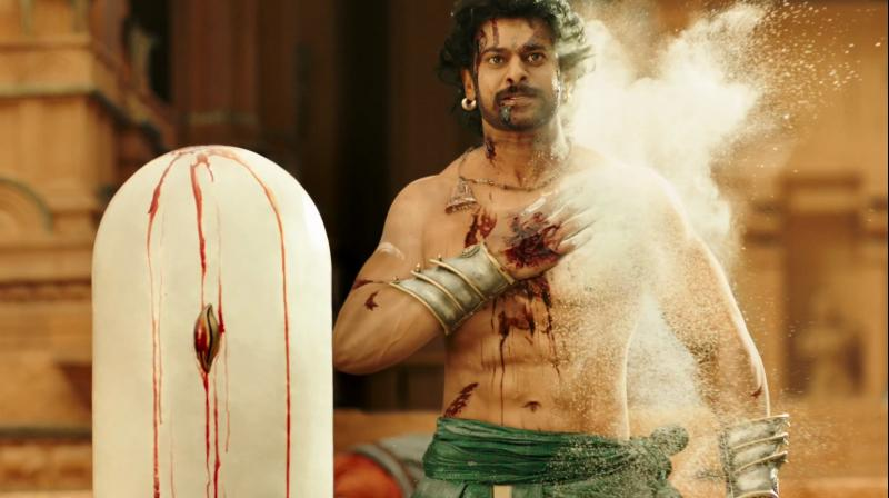 Prabhas is the lead actor in 'Baahubali: The Conclusion.'