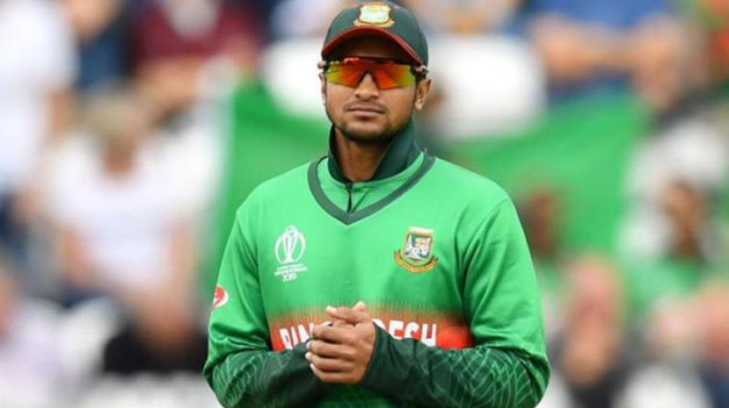 Shakib Al Hasan posts message of realisation after being banned