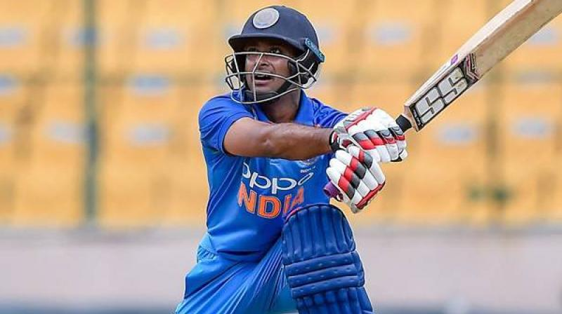 Rayudu saw more downs and ups in his chequered career comprising 55 ODIs and six T20s. (Photo: AP)