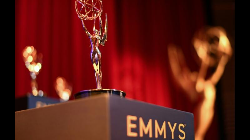 TV Emmy Award. (Photo: AFP)