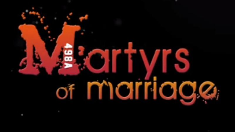 Poster of Martyrs of Marriage