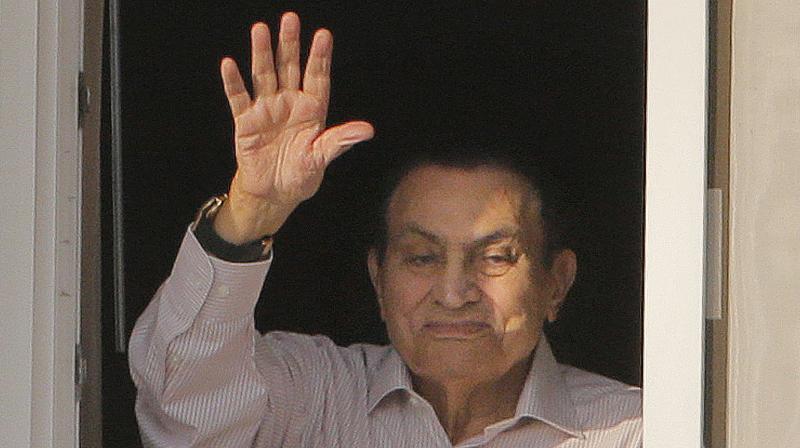 Ousted Egyptian President Hosni Mubarak (Photo: AP/File)
