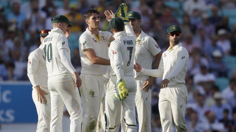 Australia pacer Pat Cummins said that the number one spot at the ICC Test bowling rankings does not change what he tries to do on the field. (Photo:AP)