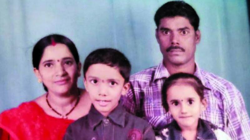 Three members of family committed suicide at their Machhimar Nagar residence
