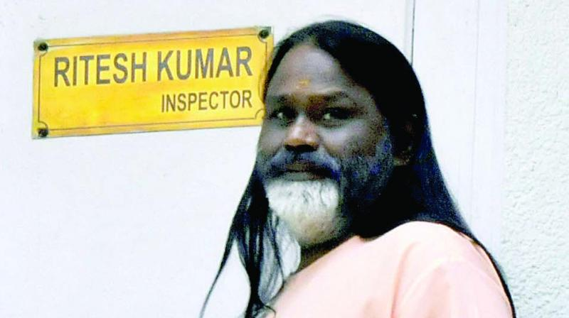 Daati Maharaj has been accused of rape by a woman who used be his follower. (Photo: File)