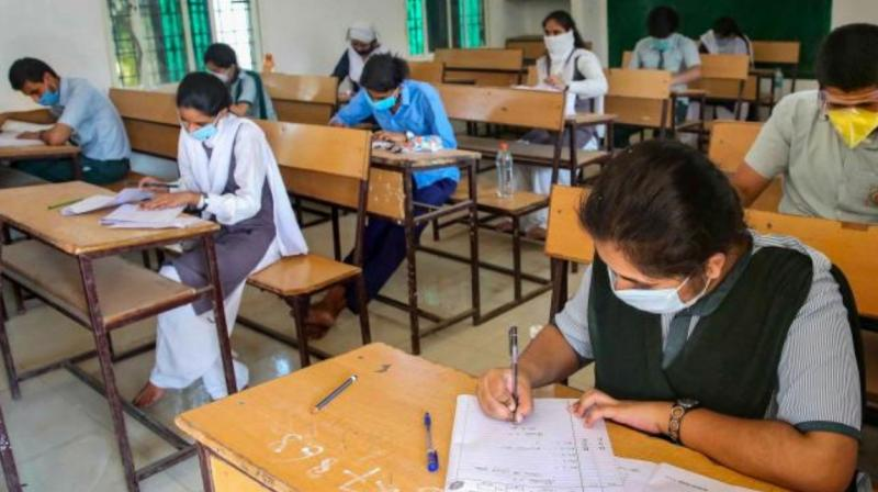 The apex court was earlier informed by the Assam and Tripura governments that they have cancelled their state boards of Class 12 exam due to the pandemic. (PTI Photo)