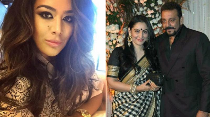 Daughter of Sanjay Dutt and Maanayata Dutt: Trishala's new ...