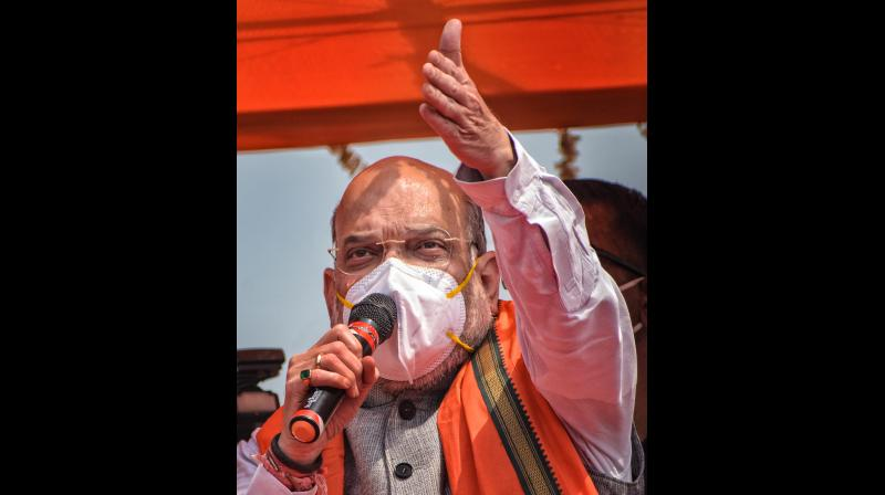 If things took a dangerous turn just a couple of days after a meeting of northeastern states initiated by the home minister, Amit Shah, it does reflect that rivalries embedded in the region after Assam was historically broken up into smaller states are not easily resolved. (PTI)