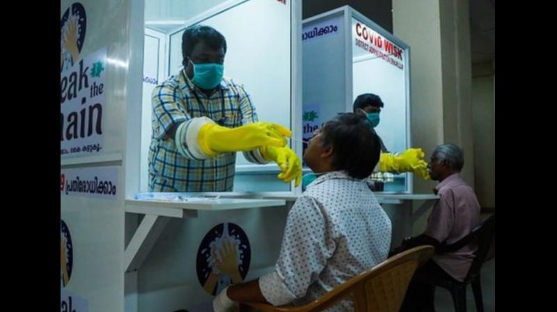 It is universally accepted that local self-government bodies and people's representatives were at the forefront of the fight against the virus in the first wave but that focus is not seen there now. Representational Image (Twitter)