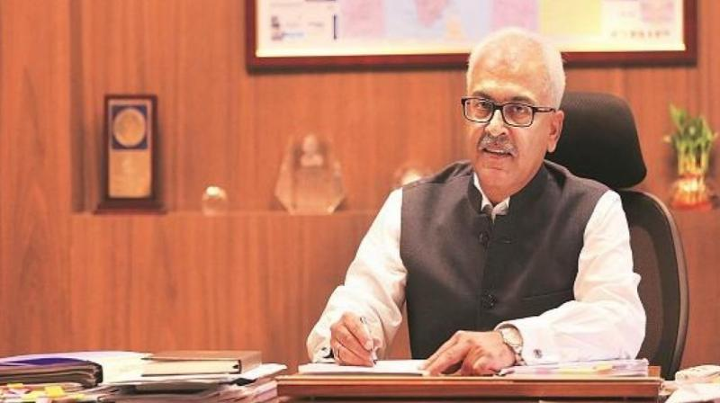 On July 9, Union home secretary Ajay Kumar Bhalla held a meeting in New Delhi with the chief secretaries of Assam and Mizoram in a bid to resolve the boundary issue between the two states. (Twitter)