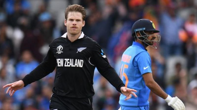 New Zealand fast bowler Lockie Ferguson has been rewarded for his success in white ball cricket with a maiden call-up to the test squad for matches against England and Australia, the country's board (NZC) said on Friday. (Photo:AFP)