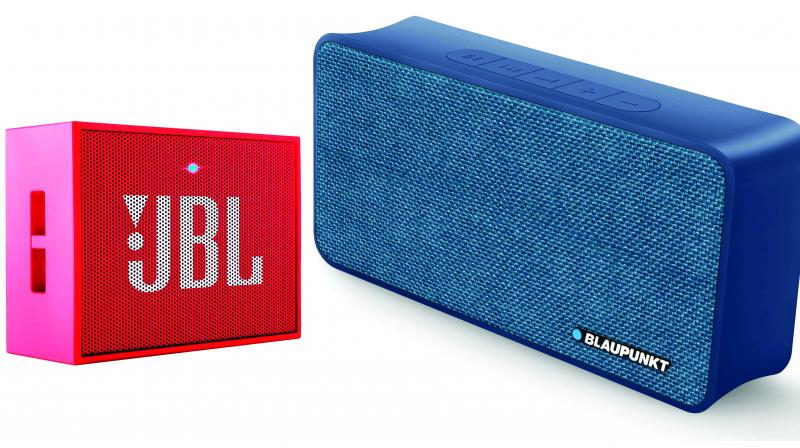 Portable Bluetooth speakers come in a wide spectrum of sizes and price.