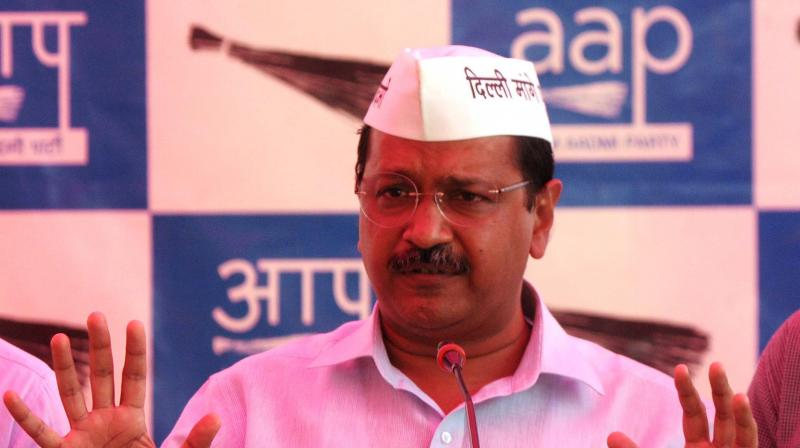 Kejriwal said, 'Water level (of Yamuna river) is expected to cross the danger mark, today evening.' (Photo: File)
