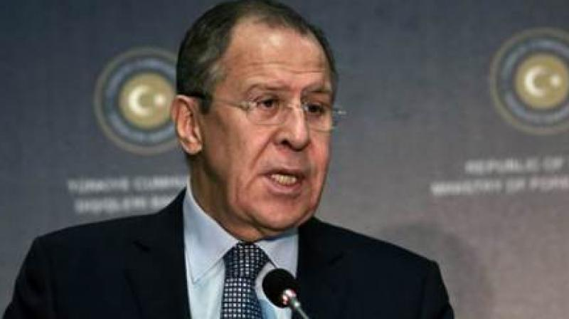 In his opening remarks at the conference, Russian foreign minister Sergey Lavrov said Russia and the countries of the region will continue to do everything possible to launch dialogue between Afghan government and the Taliban, which is banned in Russia. (Photo:PTI)