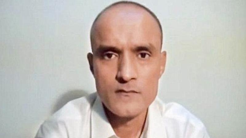 Kulbhushan Jadhav (Photo: AP)