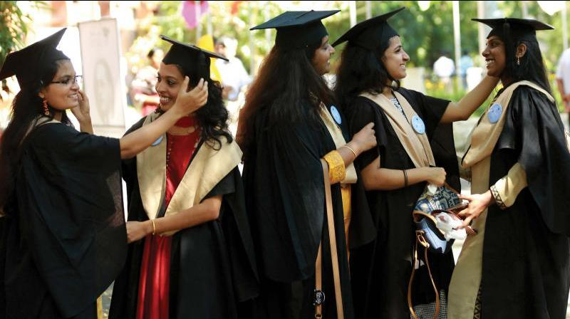 Students would also have the choice of taking the convocation pledge in Sanskrit at the first convocation after the ISM attained the IIT status in 2016. Representational Image (Photo: File)