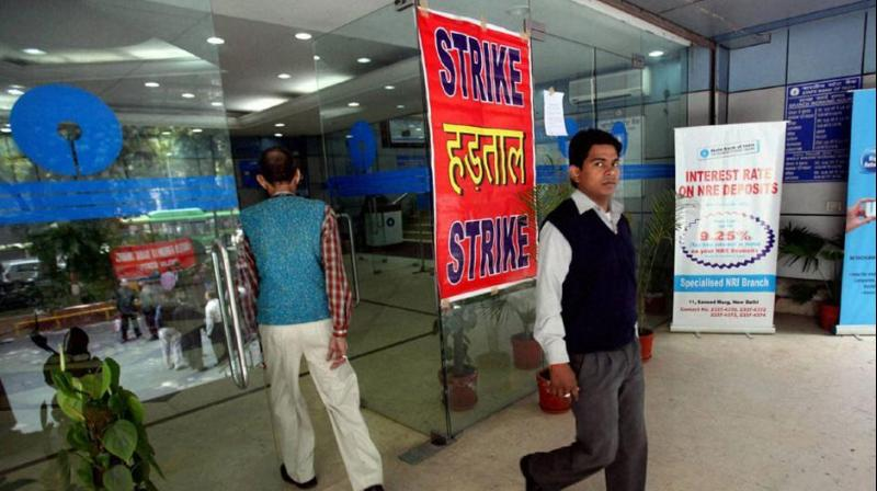 Bank unions have also demanded the government should reimburse them the cost of demonetisation. (Photo: Representational/PTI).
