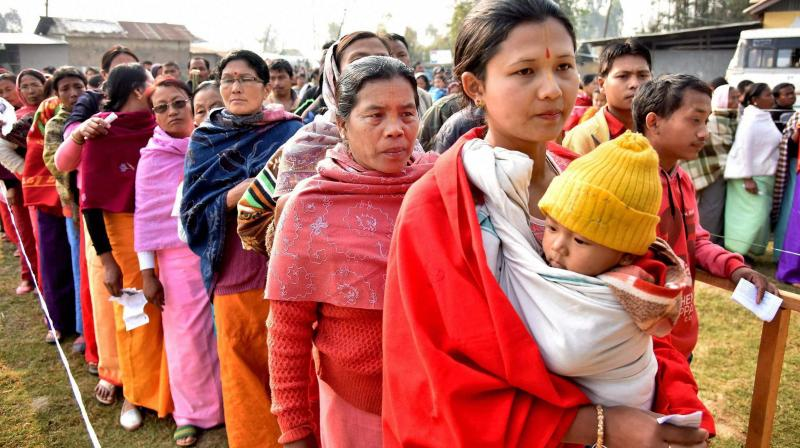 A final draft of a list of citizens in Assam was released on Monday, leaving some 4 million people on edge to prove their Indian nationality. (Photo: File | Representational)