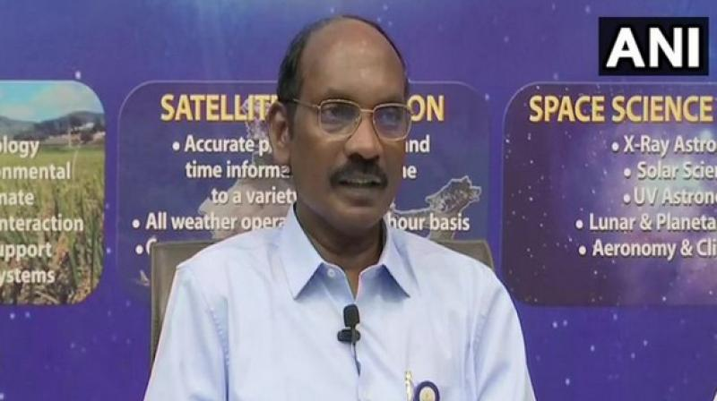 Sivan further added that Chandrayaan-3's lander and craft cost is approximately Rs 250 crore, whereas the launch cost will be around Rs 350 crore. So, the total cost will be around Rs 600 crore. (Photo: ANI)