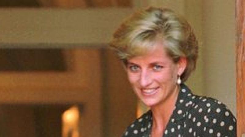 Princess Diana. (Photo: AP)