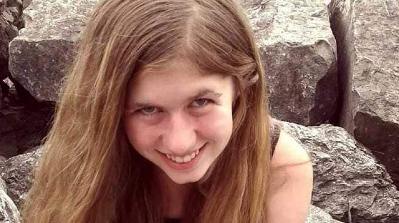 13-year-old Jayme was found by a resident of the town of Gordon, about an hour's drive from the Closs home, (Photo: AFP)