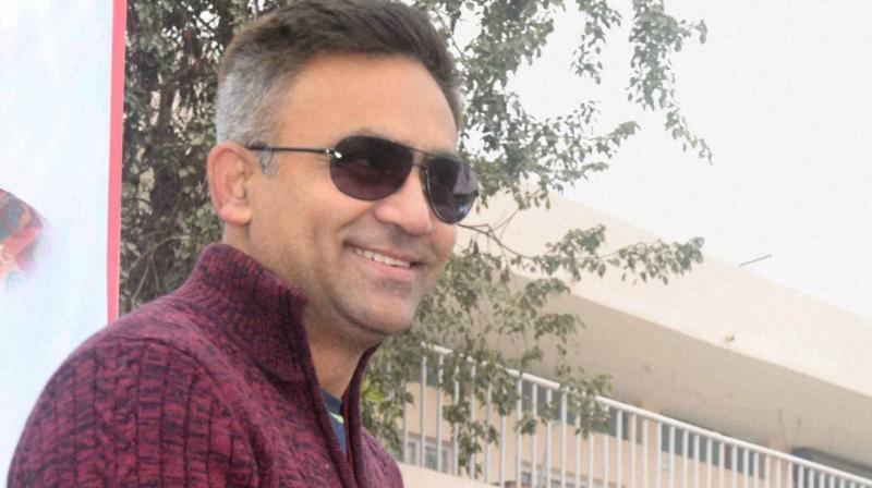 BCCI general manager, cricket operations, Syed Saba Karim. PTI Photo