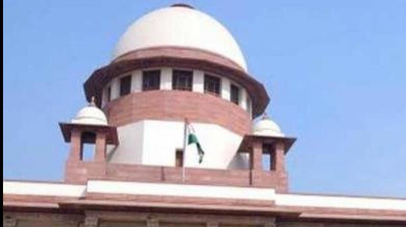 Supreme Court of India (PTI file photo)