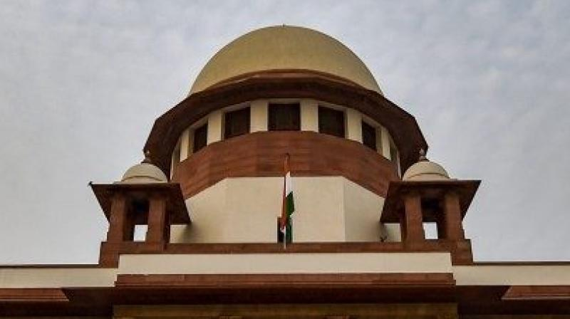 Supreme Court of India (PTI file image)