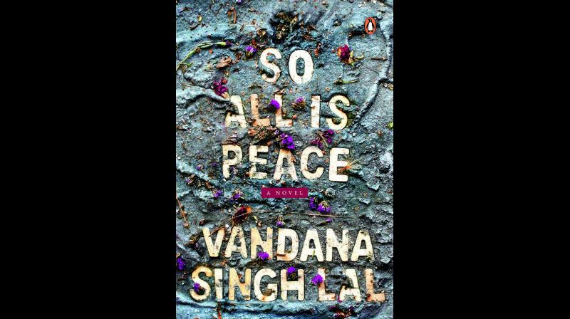 By Vandana Singh Lal, Publisher: Penguin Viking, Pp.416 , Rs 349.